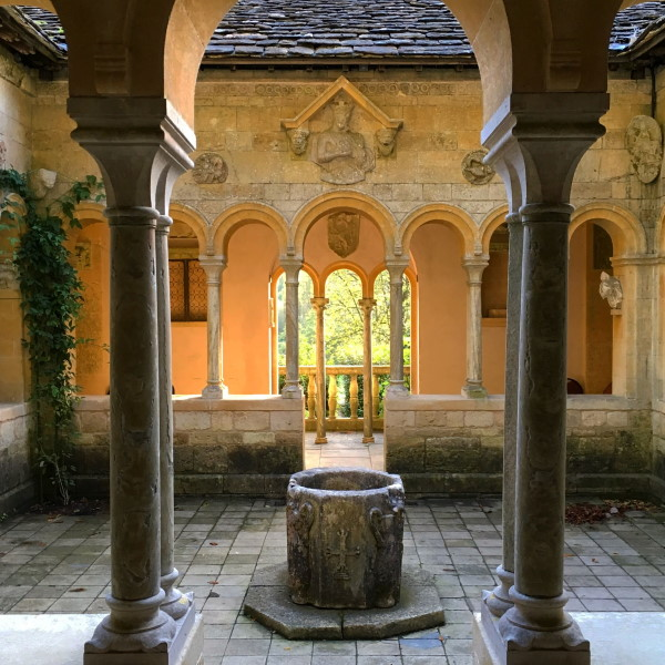 Iford Manor Cloisters
